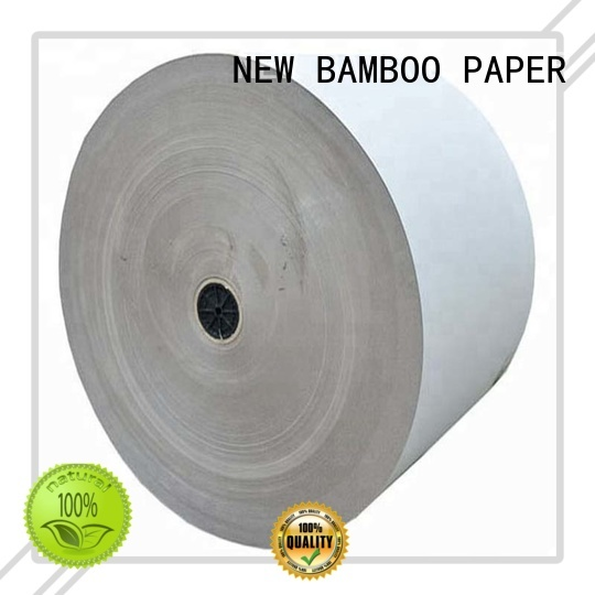 Grade A 350g uncoated grey board paper reels