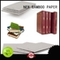 NEW BAMBOO PAPER inexpensive gray chipboard bulk production for stationery