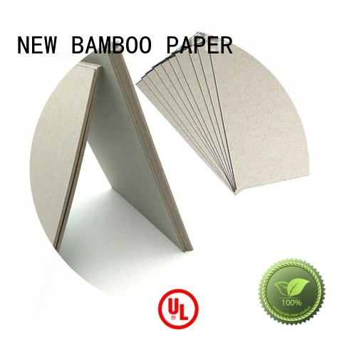 NEW BAMBOO PAPER superior grey paper board board for photo frames