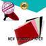 NEW BAMBOO PAPER nice velvet flocked paper producer for crafts