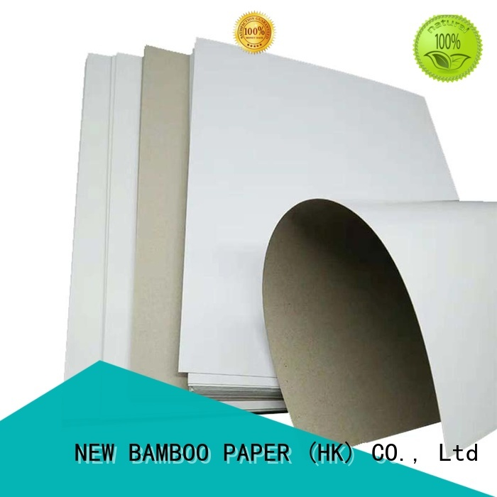NEW BAMBOO PAPER package duplex paper sheet order now for shoe boxes