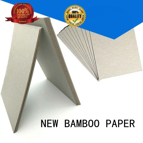 Environment Degradable Grey Board 2mm for making gift boxes / Wine boxes