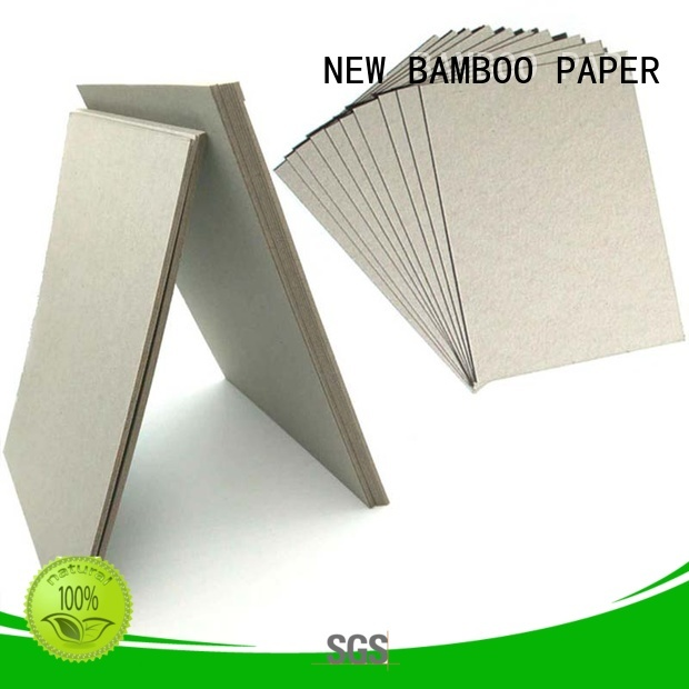 coil gray board paper book for stationery NEW BAMBOO PAPER