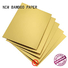 best gold cardboard gold for wholesale for packaging