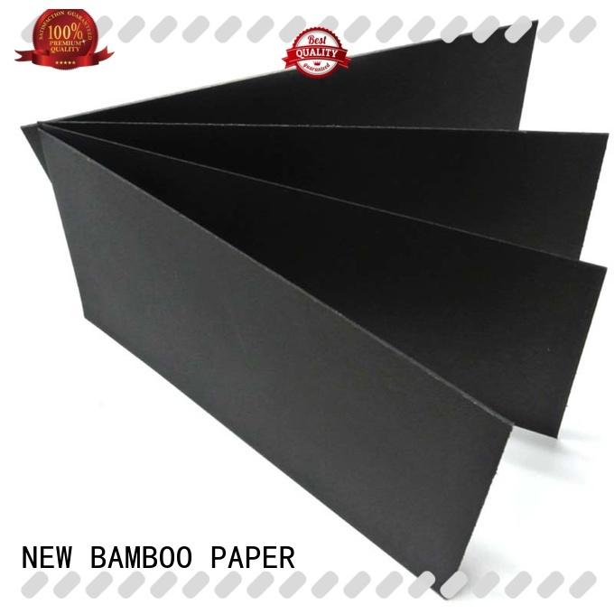 Environment friendlyBlackPaperBoard/Black Chip Board/Black cardboard