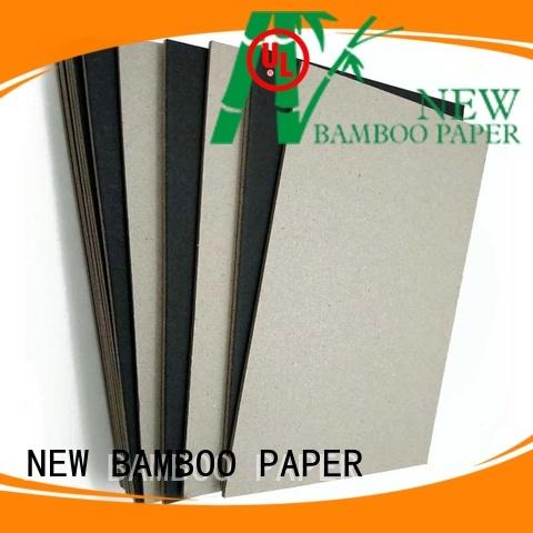 NEW BAMBOO PAPER fantastic black cardboard sheets long-term-use for hang tag