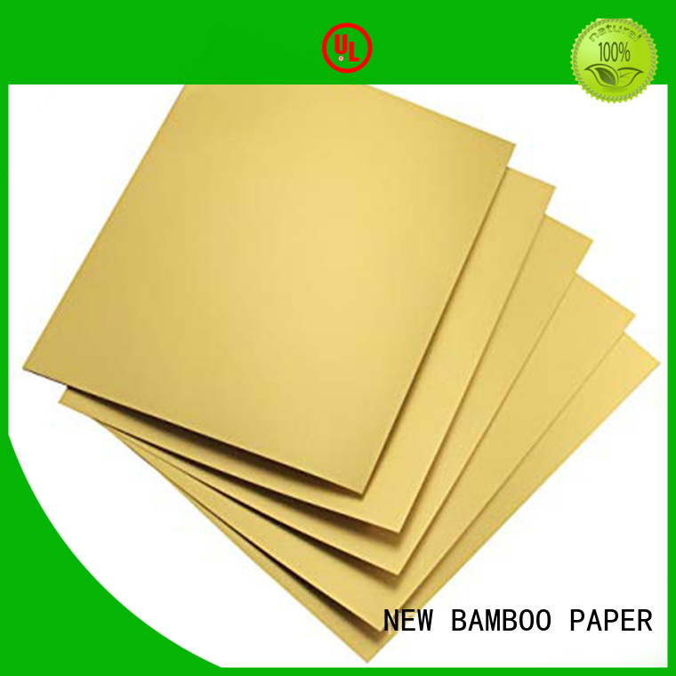 good-package gold cardboard board free design for paper bags