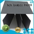 NEW BAMBOO PAPER quality black paper board for silk printing