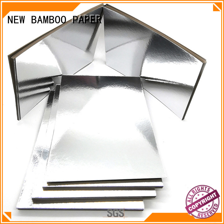 NEW BAMBOO PAPER board gold cake boards order now