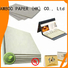 board grey board paper cover for stationery NEW BAMBOO PAPER