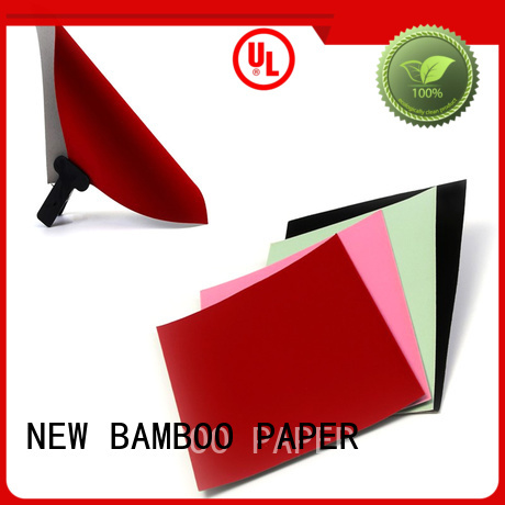 NEW BAMBOO PAPER new-arrival flock sheet jewelry for crafts