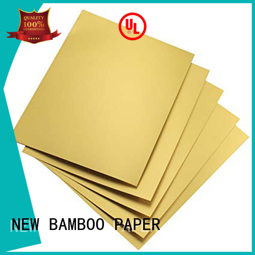 NEW BAMBOO PAPER paper metallic foil board check now for paper bags