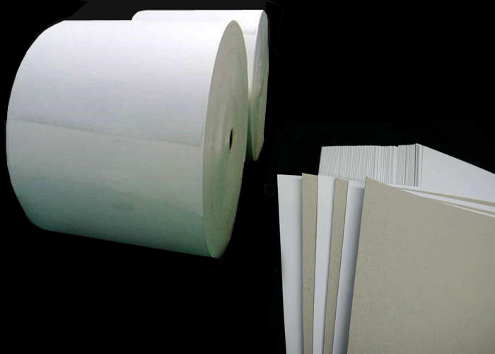 NEW BAMBOO PAPER useful coated duplex board with grey back bulk production for crafts-3