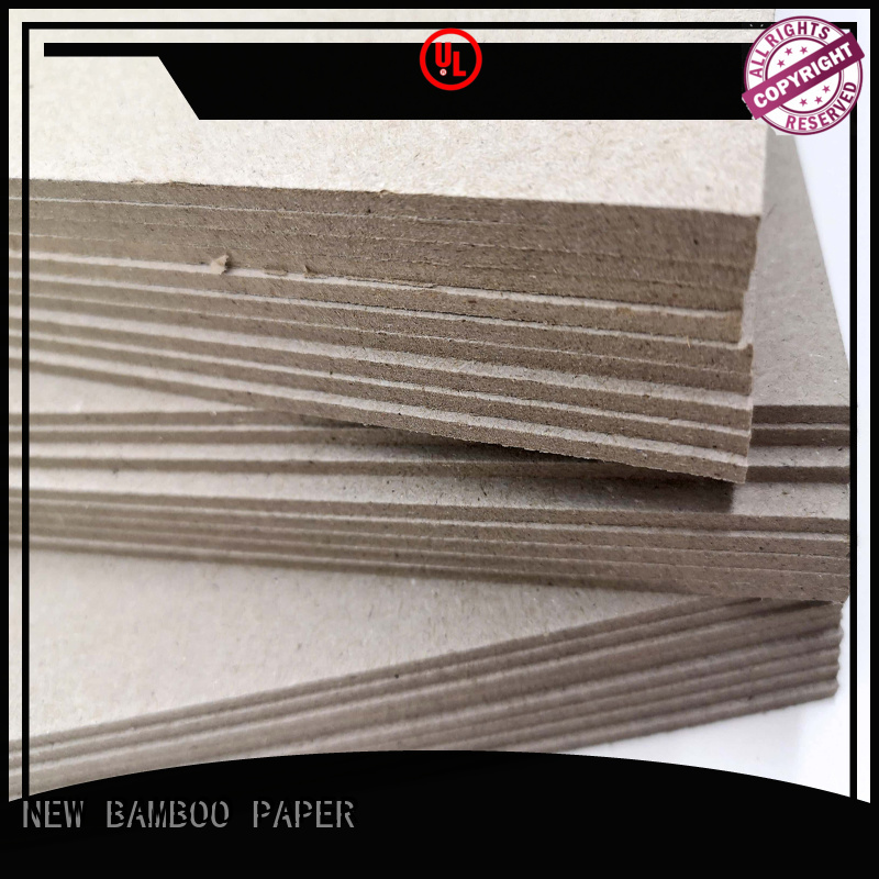 high-quality grey paperboard environment for wholesale for hardcover books