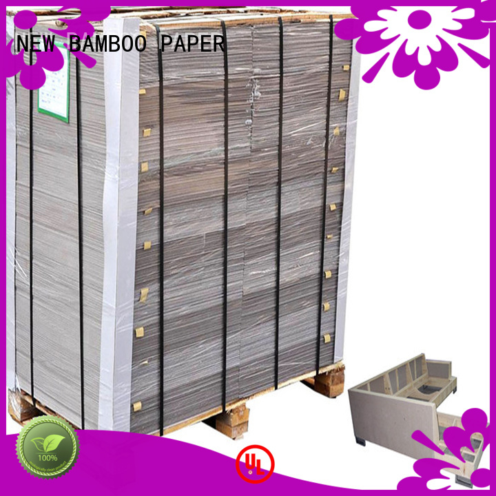 NEW BAMBOO PAPER sheets carton gris 2mm for photo frames