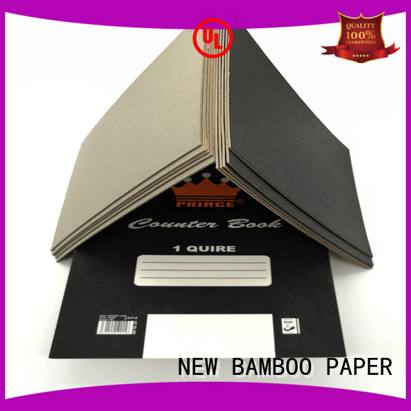 new-arrival black cardboard paper laminated order now for hang tag
