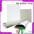 excellent Grey board with white back coated long-term-use for soap boxes