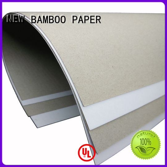 useful grey back duplex board coated for box packaging