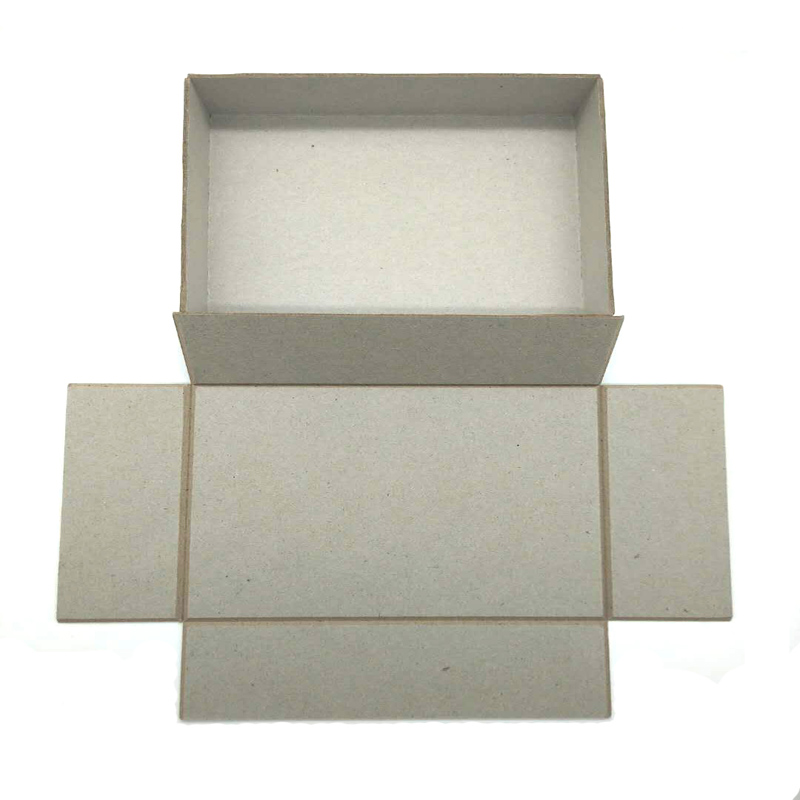 NEW BAMBOO PAPER fine- quality grey cardboard sheets buy now for photo frames-2