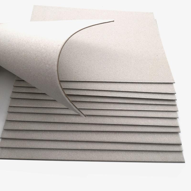 good-package white foam board sponge factory price for photo frames