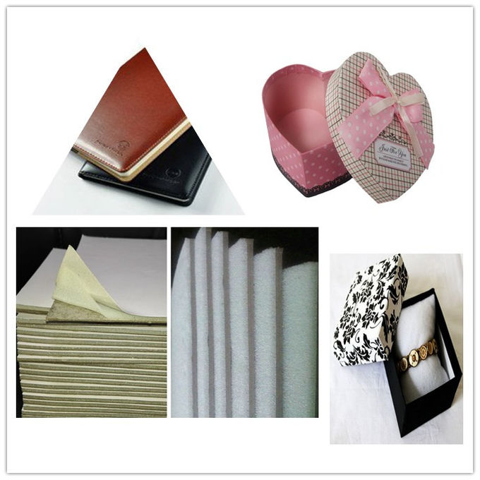 NEW BAMBOO PAPER coated foam core board 4x8 factory price for book covers-12