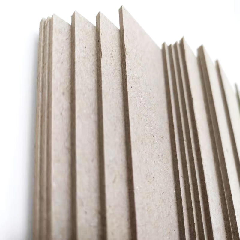 NEW BAMBOO PAPER inexpensive gray board paper buy now for desk calendars-3
