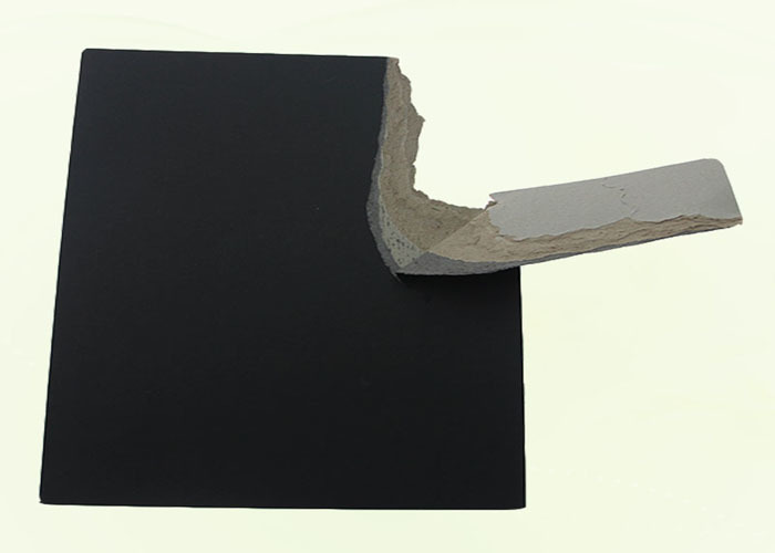 safety black backing board single supplier for hang tag