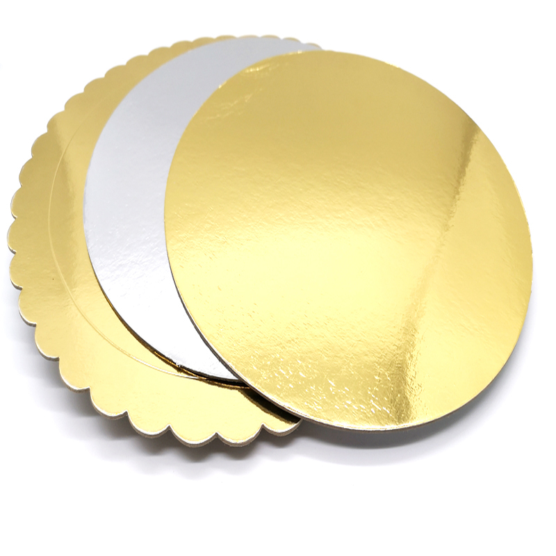 Cake Base Board Golden/Silver Boards