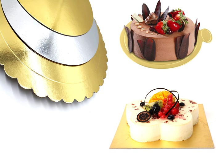 inexpensive Cake Board supplier cardboard bulk production for cake board
