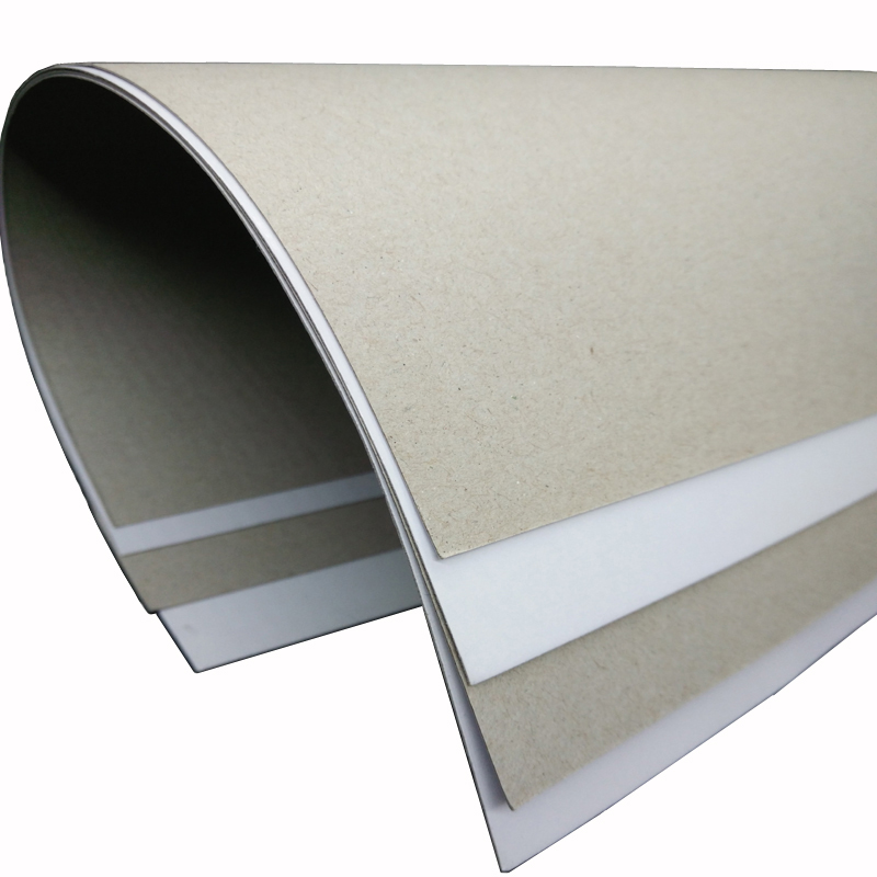 Different size duplex paper gray back board 250gsm .300gsm .350 gsm .400gsm