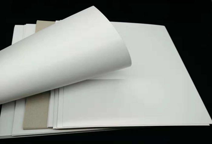 newly grey back duplex board boxes from manufacturer for gift box binding-1