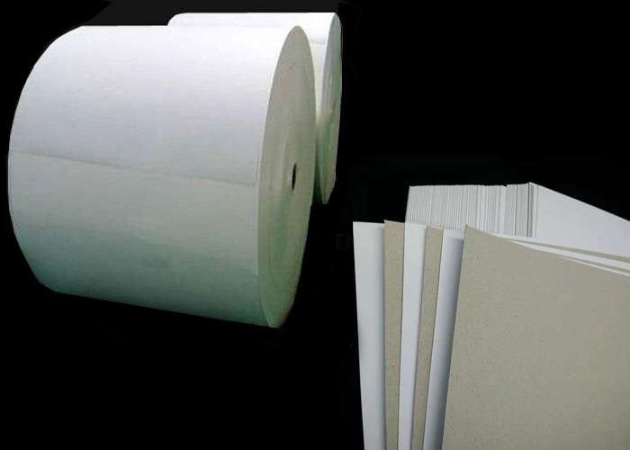 duplex board gray back sheets free quote for box packaging