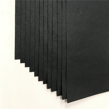 industry-leading thick black cardboard black order now for shopping bag-1