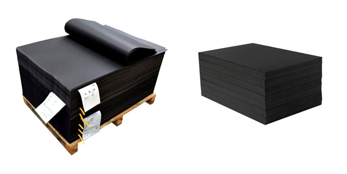 NEW BAMBOO PAPER fantastic black paper sheet order now for speaker gasket-2