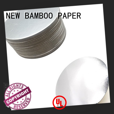 high-quality cake board paper goldensilver  free design for stationery