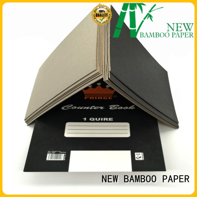 hot-sale black paper sheet shopping widely-use for photo frame
