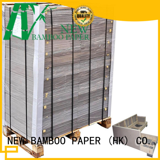 NEW BAMBOO PAPER resistance 2mm grey board buy now for desk calendars