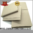 NEW BAMBOO PAPER superior foam core board inquire now for folder covers