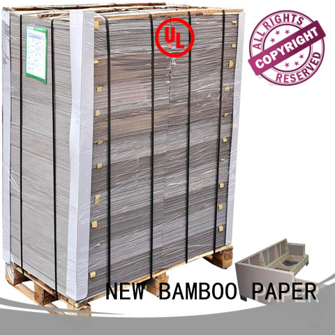 NEW BAMBOO PAPER raw carton gris 2mm buy now for book covers