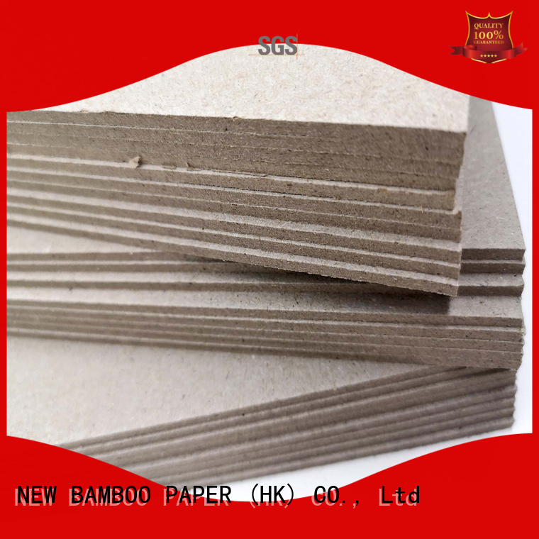 newly grey paperboard material from manufacturer for boxes