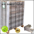 NEW BAMBOO PAPER file gray paperboard check now for desk calendars