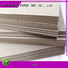 NEW BAMBOO PAPER raw gray paperboard bulk production for T-shirt inserts