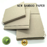 NEW BAMBOO PAPER best foam core paper bulk production for folder covers