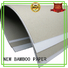NEW BAMBOO PAPER new-arrival grey back duplex board for crafts