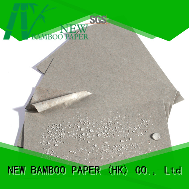durable pe coated paper sheets free design for sheds packaging