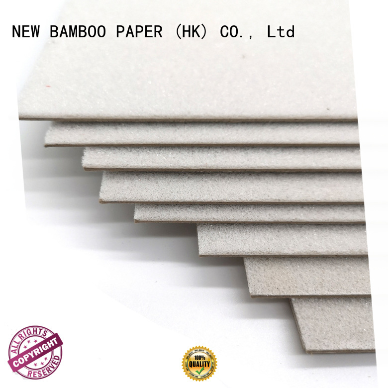 NEW BAMBOO PAPER superior foam core paper for wholesale for photo frames