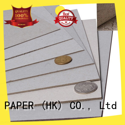 NEW BAMBOO PAPER single gray chipboard check now for stationery