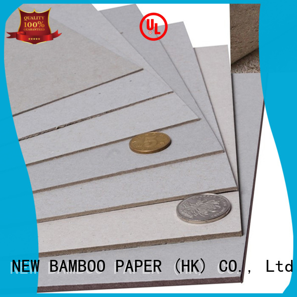 NEW BAMBOO PAPER best gray chipboard inquire now for arch files