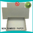 NEW BAMBOO PAPER best grey board paper bulk production for stationery
