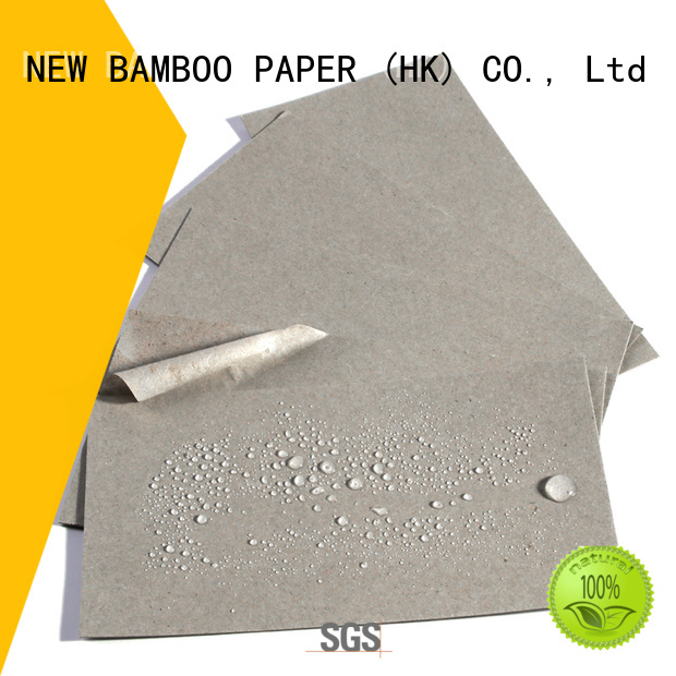 superior pe coated paper proof widely-use for trash cans